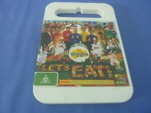 The Wiggles Let's Eat! DVD ABC Kids Region 4 FREE POST