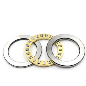 81101-81116 Plain Bearing Thrust Cylindrical Roller Bearing With Two Washers