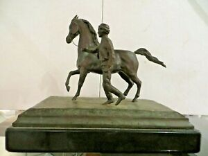 Melinda Littlejohn Horse Bronze