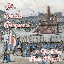 The Scarlet Pimpernel - 50 Old Time Radio Episodes - ALL TAGGED - MP3 DOWNLOAD