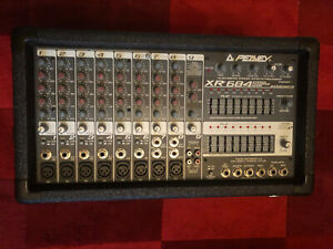 Peavey XR684 Powered Mixer Amp PA System COLLECTION ONLY