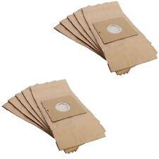 10 x qualité premium pour aspirateur sacs en papier pour Samsung cylindre rapports Hoovers