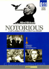 Notorious (1946) - Alfred Hitchcock Ingrid Bergman Cary Grant (region All)