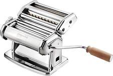 Imperia Italiana Doble cortador de pasta fresca máquina SP150 lasaña Nuevo!!