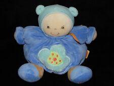 KALOO BLUE BOY SOFT TOY COMFORTER DOUDOU