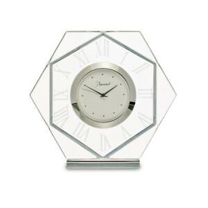 Baccarat Crystal Large Abysse Clock