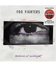 Foo Fighters - Medicine At Midnight Exclusive Embossed Cover & Band Art Vinyl LP