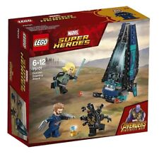 LEGO 76101  Super Heroes MARVEL Outrider Dropship Attack (New)