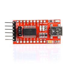 FT232RL 3.3V 5V FTDI USB to TTL Serial Adapter Module for Arduino Mini Port Hot