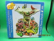 SHAPE PUZZLE  BIRD BATH  BY BITS & PIECES