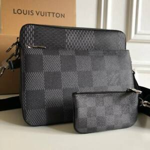 Louis Vuitton Damier Graphite Trio Messenger