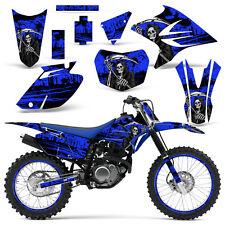 Yamaha TTR230 Graphic Kit Backgrounds Rim Trim TTR 230 Wrap Decals 05-16 REAP U