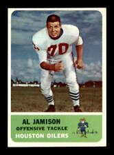 1962 Fleer #50 Al Jamison  NM/NM+ X1720017
