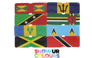 Show Your Colours Caribbean Oyster/Travel/Bank Card Holder