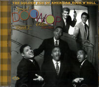 "THE GOLDEN AGE OF AMERICAN ROCK 'N' ROLL VOLUME 2  ""SPECIAL DOO WOP EDITION""  CD"
