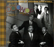 """THE GOLDEN AGE OF AMERICAN ROCK 'N' ROLL VOLUME 2  """"SPECIAL DOO WOP EDITION""""  CD"""
