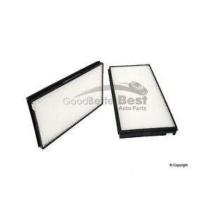 New Meyle Cabin Air Filter Pack 3123190007/S 64316935822 for BMW