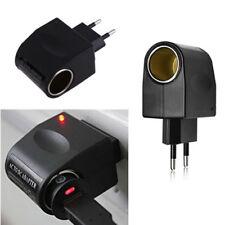 Car Cigarette Lighter Adapter Converter 110V-220V AC Wall Power to 12V DC Newly
