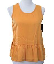930307aadbd728 Mossimo Womens Shirt Babydoll Tank Top Sleeveless Orange Size Extra Large XL