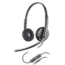 Plantronics Blackwire C225 3.5mm Stereo Binaural Headset