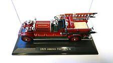 1:43 Signature AHRENS FOX NS4 1925 BALTIMORE DIECAST MODEL Truck Firefighter