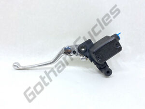 Ducati Brembo Clutch Master Cylinder Pump Silver Lever Monster 695 696 795 796