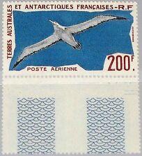TAAF FSAT 1959 Maury Air 4 18 ZF C3 Wanderalbatros Wandering Albatross Bird MNH