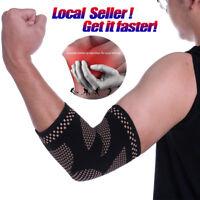 Copper Elbow Support Brace Copper CFR Compression Sleeve Sport Brace Wrap Joint