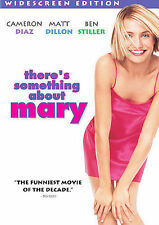 Theres Something About Mary (DVD, 2006, Canadian Release Widescreen) VERY GOOD