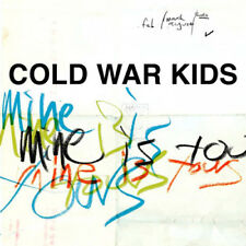 New: COLD WAR KIDS - Mine Is Yours CD
