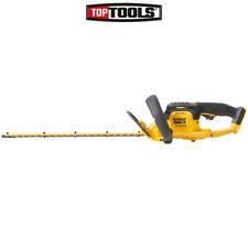 More details for dewalt dcm563pb 18v xr li-ion cordless hedge trimmer cutter 550mm body only