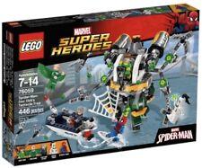 *BRAND NEW* Lego Super Heroes Set #76059 Dock Ock's Tentacle Trap *RETIRED*