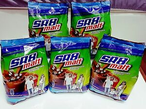 SR8 MALT CHOCOLATE FLAVOURED DRINK MIX 1KG (MALAYSIA LOCAL PRODUCT)