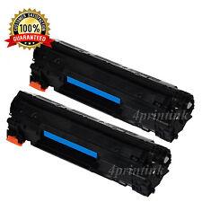 2 PK CF283A 83A Toner Cartridge For HP LaserJet Pro MFP M201dn M225dn M225dw
