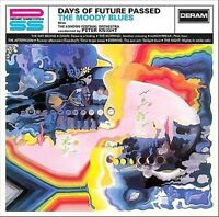 THE MOODY BLUES Days Of Future Passed CD BRAND NEW Bonus Tracks Remastered