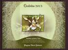 PAPUA NEW GUINEA 2013 ORCHIDS MINIATURE SHEET UNMOUNTED MINT, MNH