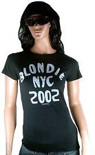 Amplified Official BLONDIE NYC 2002 New York City Rock Star ViP T-Shirt g.S