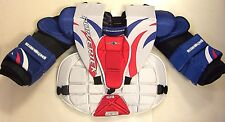 New Powertek goalie chest and arm protector Jr. Medium junior M ice hockey Goal