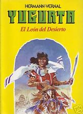 YUGURTA 1. EL LEÓN DEL DESIERTO