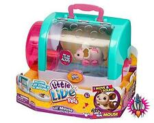 Little Lil Mouse House Little Live Pets Elettronica Pet Stagione 3 Angel Ballerina