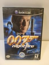 007: NightFire (Nintendo GameCube, 2002) Complete