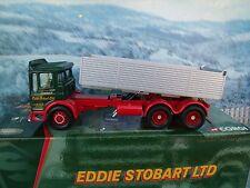 1/50 CORGI Eddie  stobart ltd  # 21601 AEC Ergomatic 6 wheel tipper