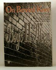 On Bended Knee Sheet Music Boyz II Men Easy Piano 90s R&B New Jack Swing F2AD