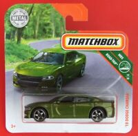 MATCHBOX 2019  ´18 DODGE CHARGER  2/100   NEU&OVP
