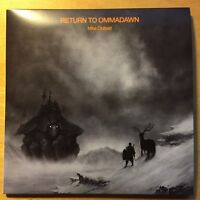 MIKE OLDFIELD Return To Ommadawn 2017 UK no'd promo CD card slv + press release