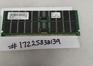 IBM   16GB KIT 4X 4GB DDR1 PC PC1600R  DDR1-200 200MHZ 1600R  ECC-REG RDIMM