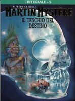 Martin Mystere Vol. 5 - Il Crâne Del Destino (Relié) Livre Hazard Edizioni