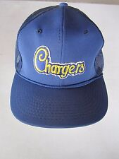 Vintage San Diego Chargers Sports Specialties Trucker Mesh Cap Snapback