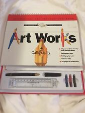 Art Works Calligraphy Workbook