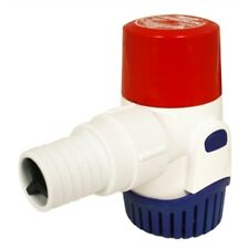 Rule 27SA Bilge Water Pump w Automatic Float 1100 GPH Submersible Marine 12V MD